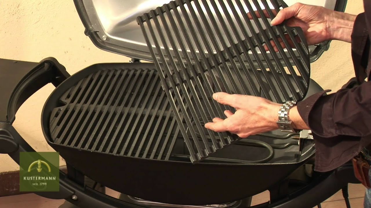 weber grill q 240 elektrogrill youtube. Black Bedroom Furniture Sets. Home Design Ideas
