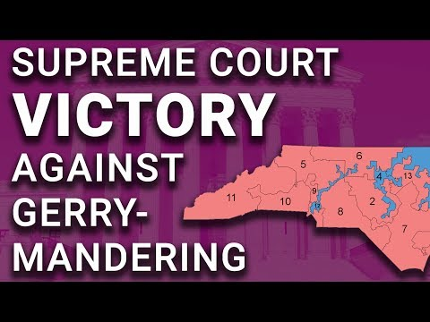 Supreme Court: Republicans Gerrymandered NC Districts Based on Race