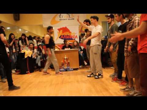 Vertifight Armenia 2 | Electro Dance VS Break Dance