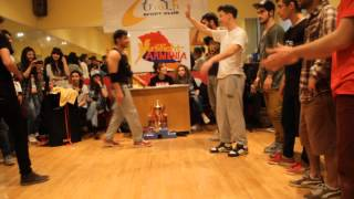 Vertifight Armenia 2 | Electro Dance VS Break Dance