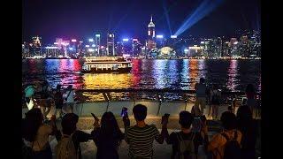 8月25日 香港荃葵青游行现场