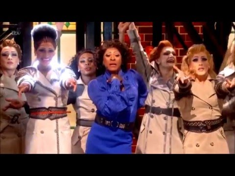 Kinky Boots - Performance on Olivier Awards 2016