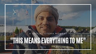 """I found myself being pulled across the stage"" - Special Ijtema Moments"