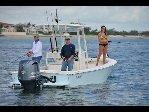 Florida Sportsman Best Boat - 23' to 27' Hybrid Bay Boats