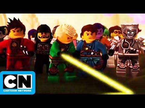 Hold the Line | NINJAGO: Masters of Spinjitzu | Cartoon Network