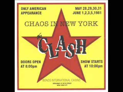 The Clash - Safe European Home - New York 1981 (02)