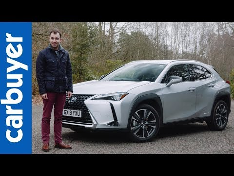 Lexus UX SUV 2019 in-depth review – Carbuyer