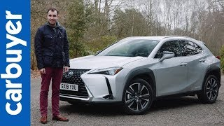 Lexus UX SUV 2019 in-depth review - Carbuyer