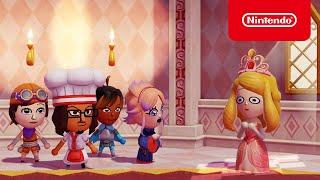 Miitopia - Miitopia Makes Over Mii Characters  - Nintendo Switch