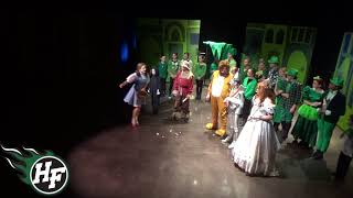 Holy Family Theater Arts - Wizard of Oz Preview