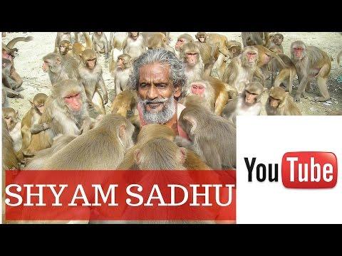 "Shyam Sadhu - The Extra Ordinary ""Human"" At Bhauresur, India"