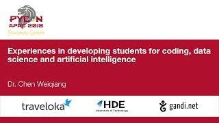 Experiences in developing students for coding, data science and artificial intelligence