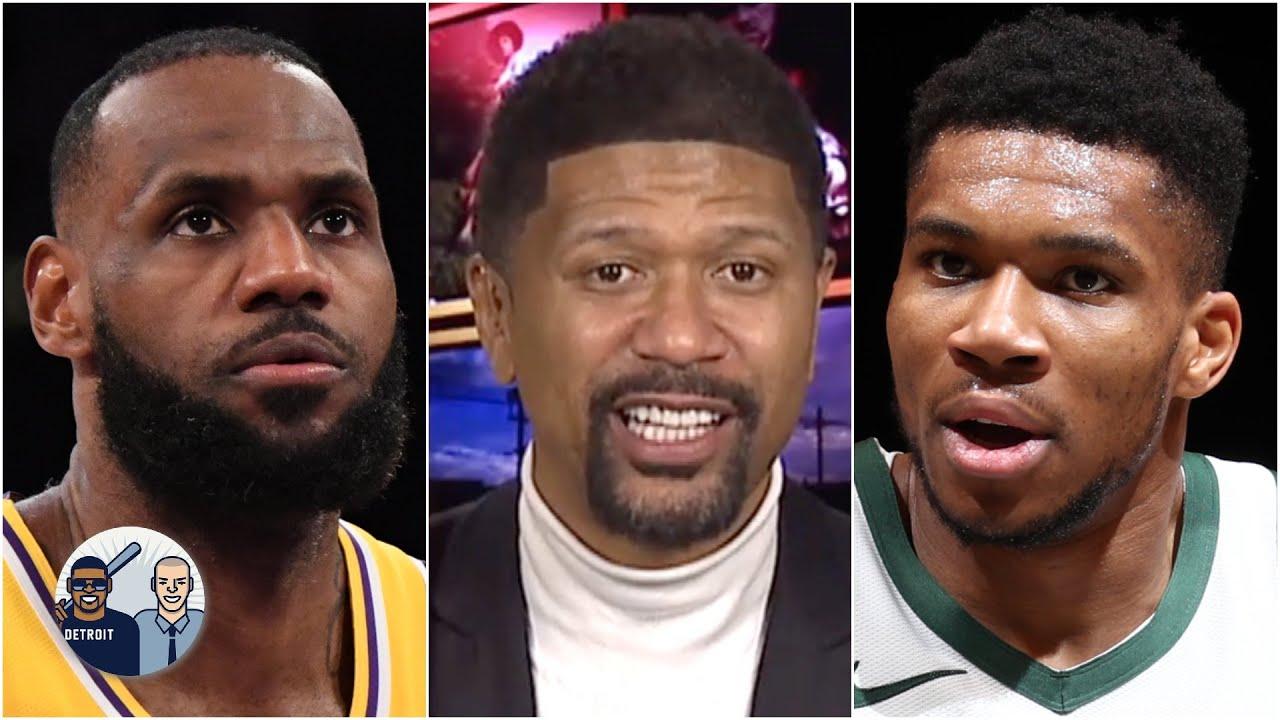 Jalen Rose's biggest takeaway from Lakers vs. Bucks | Jalen & Jacoby