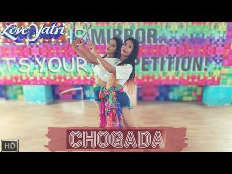 Chogada Tara  Loveyatri  Trending Garba Dance  Divya  Panchi Singh Choreography