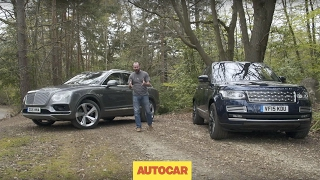 Bentley Bentayga vs Range Rover SVAutobiography review | SUV shootout | Autocar