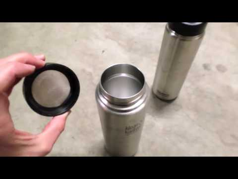 Klean Kanteen Insulated vs. Non-Insulated Stainless Steel Bottles