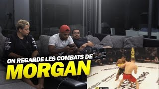 ON REGARDE LES COMBATS DE COACH MORGAN + EXPLICATION NUTRITION KAMETO30