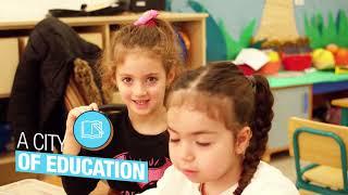 Kiryat bialik Corprate Video English Version