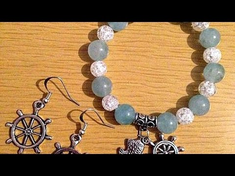 Make a Nice Nautical Jewelry Set – DIY Style – Guidecentral