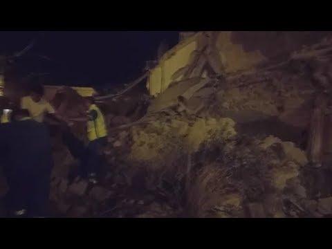 Σεισμός 4 ρίχτερ κοντά στην  Νάπολη