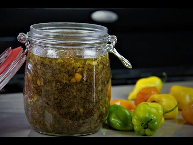 Spicy Mango Kuchela | CaribbeanPot.com