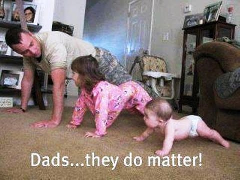 "WE ARE ""FIT"" DEDICATED FATHERS WITHOUT COMMISSION OF ANY CRIME"