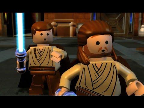 LEGO Star Wars: The Complete Saga Walkthrough Part 3 - Retake ...