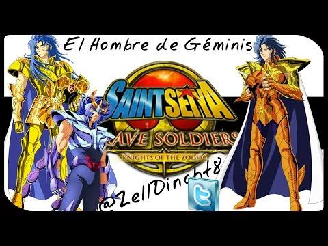 Saint Seiya Brave Soldiers OVA Poseidón: El Hombre Géminis