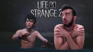 НЕЛОВКОЕ КУПАНИЕ - Life Is Strange 2 Эпизод 3 ФИНАЛ