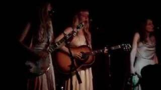 Watch Chapin Sisters Shady River video
