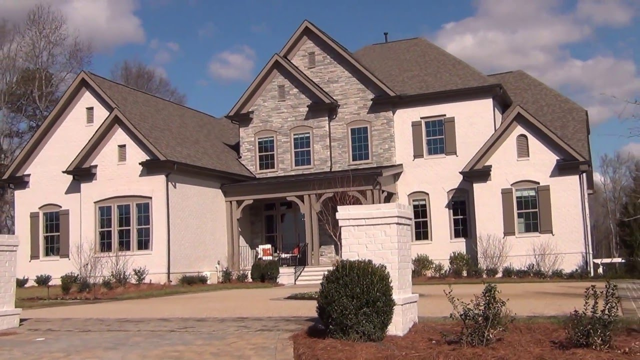 the gates at ansley waxhaw nc 28173 by john wieland homes youtube