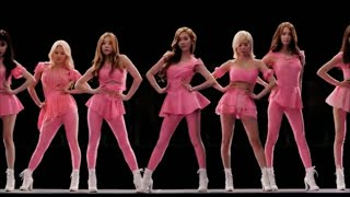 [SNSD] Girls' Generation (少女時代) / Animal - (Girls & Peace Word ...