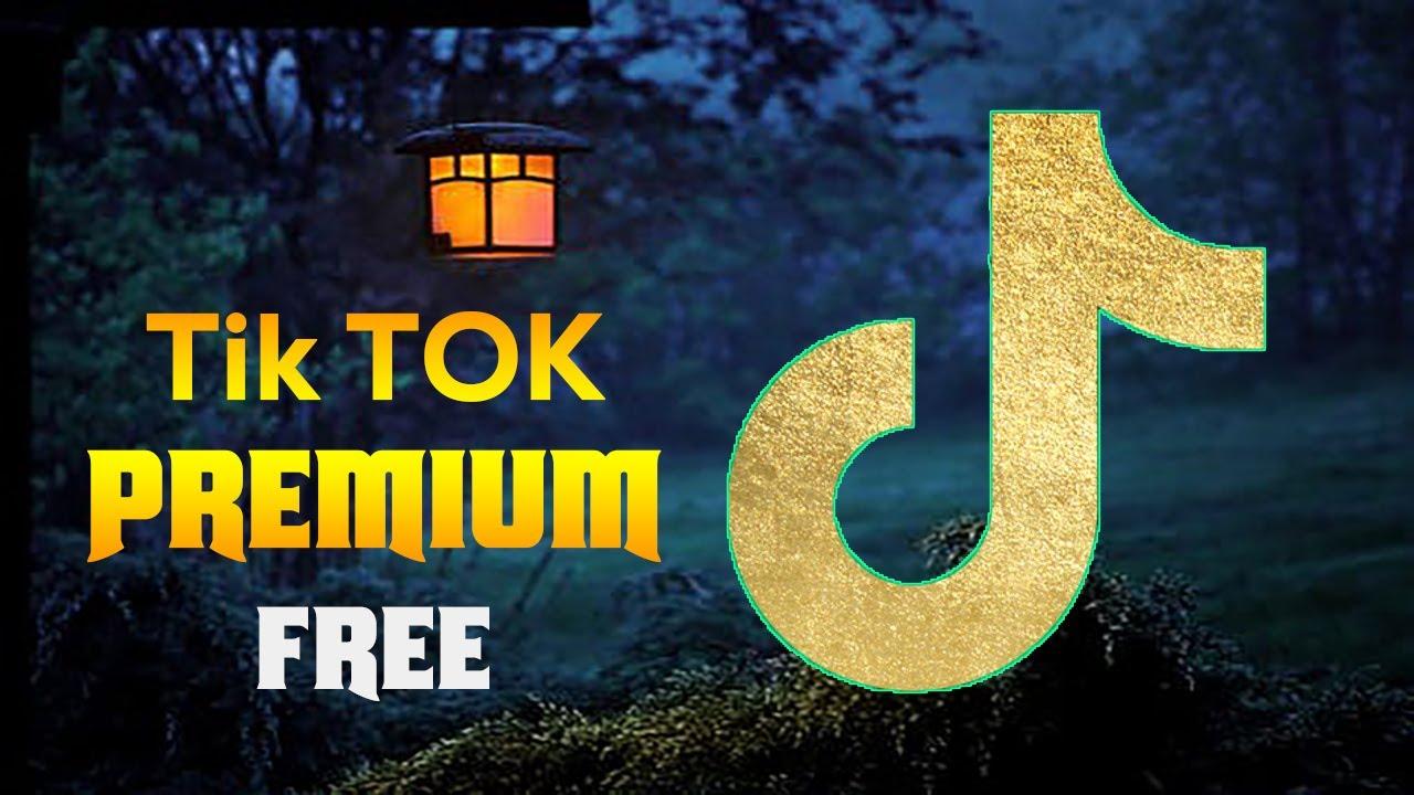 Tik Tok PREMIUM apk with New Features 2019 - YouTube