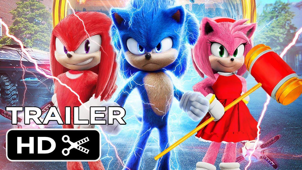 Sonic the Hedgehog 20 2002020   Concept Teaser Trailer HD