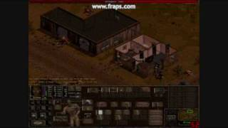 Jagged Alliance 2 Gameplay