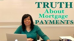 The TRUTH About Estimated Monthly Mortgage Payment