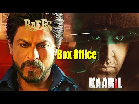 Raees, Kaabil's Box Office Collections In India