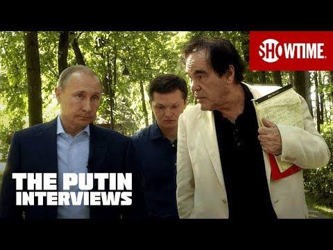 The Putin Interviews | Oliver Stone Gets to Know Vladimir Putin | SHOWTIME Documentary
