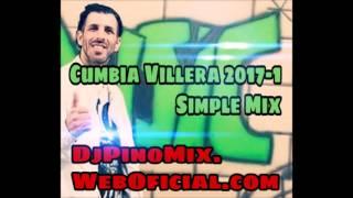 CUMBIA VILLERA 2017-1 ENGANCHADOS MIX