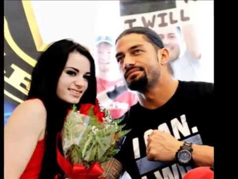 WHEN IT'S FOR YOU, ROMAN REIGNS Y PAIGE...