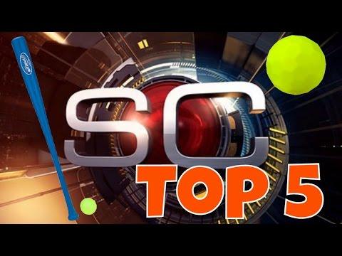 Blitzball / Wiffle ball Top 5 Plays | 2016