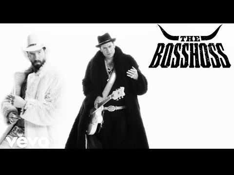 The BossHoss - I Like It Like That (Official Video)