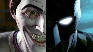 Batman: The Enemy Within - All Post-Credits Scenes & Endings (Episode 5)
