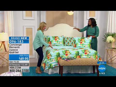 HSN | Spring Home Refresh featuring Concierge 03.18.2018 - 02 AM