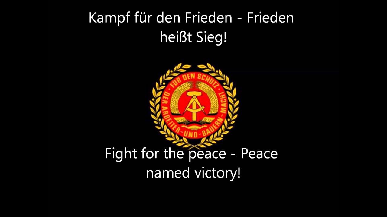 Frieden Englisch