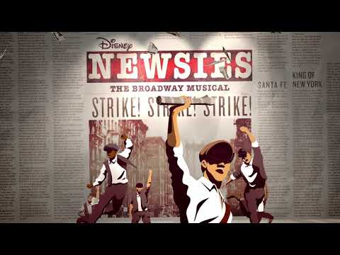 NEWSIES JUL 10-15 at the Wells Fargo Pavilion