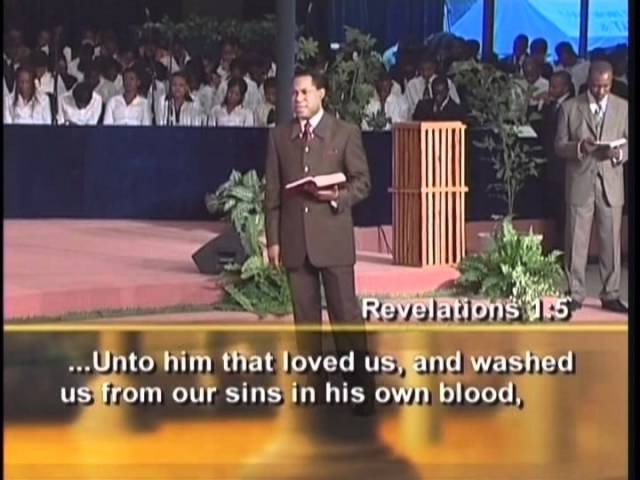 The Priestly Ministry Of a Believer pastor chris oyakhilome pt 1 ...