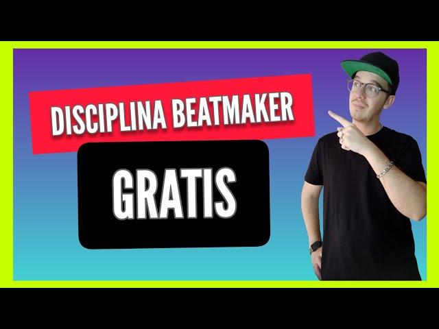 DISCIPLINA BEATMAKER GRATIS