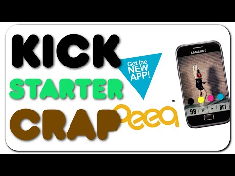 Kickstarter Crap - Peeq (Sexy Gambling App)
