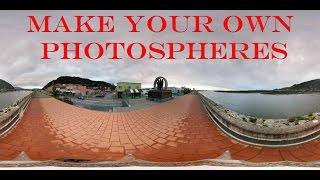 PhotoSphere Cradle